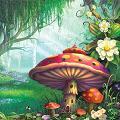 домик-гриб